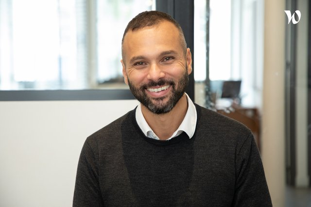 Rencontrez Mickael, Responsable d'agence - PERSONA COURTAGE