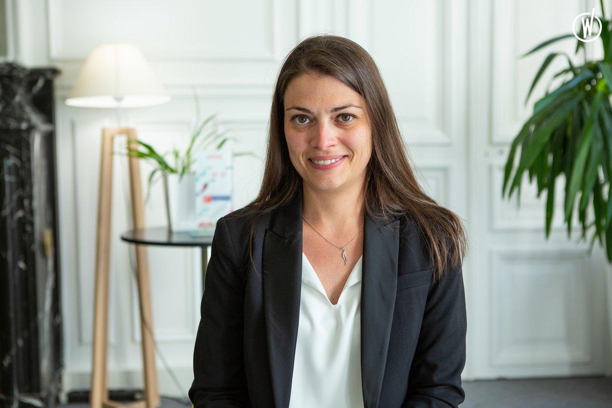 Rencontrez Stéphanie, Senior Manager - Apsia