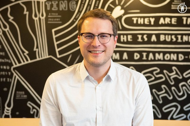 Rencontrez  Jean Baptiste, CEO - MWM