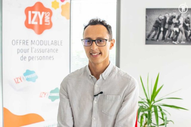 Rencontrez Abdelmalek, Responsable Client « Grands Comptes » - Cim - DL Software