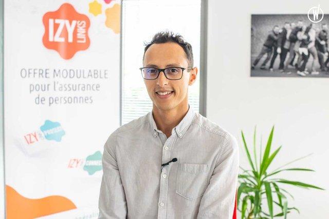 Rencontrez Abdelmalek, Responsable Client « Grands Comptes » - Cim - DL Software