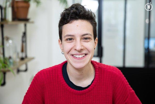 Rencontrez Sirine, Responsable de Programmes - ONG Conseil France