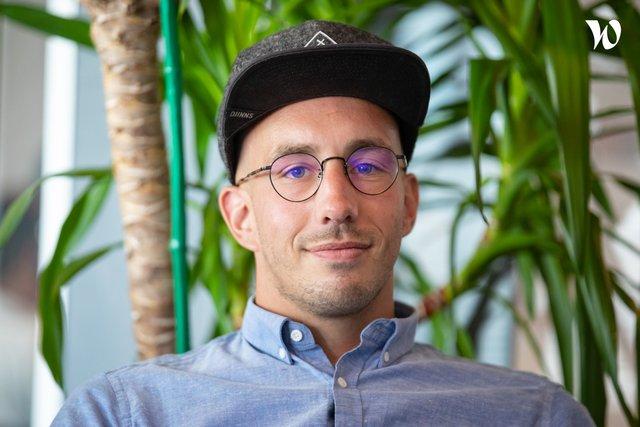 Rencontrez Théo, Product Designer - Sellsy