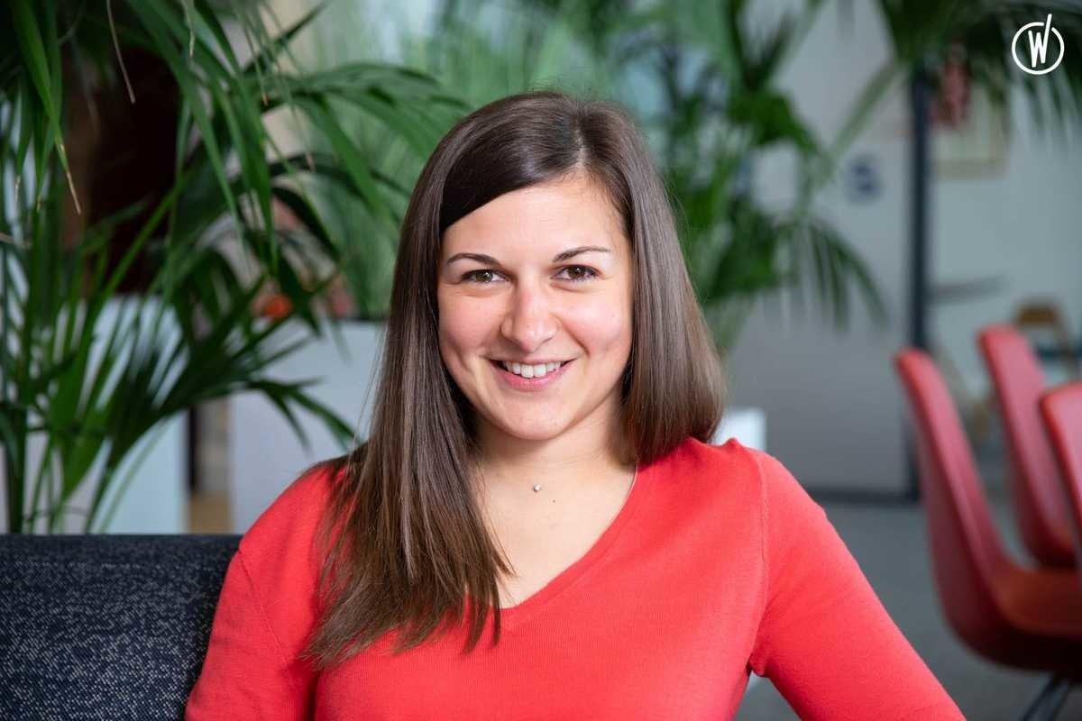 Rencontrez Tamara, Manager Recrutement - Meritis