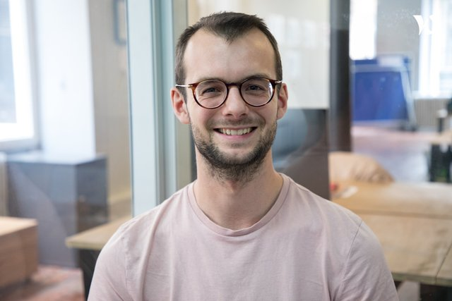Augustin, Product Manager - Captain Contrat
