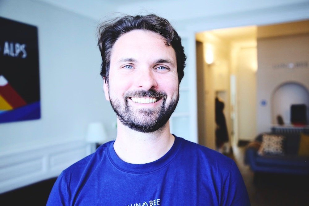 Meet Olivier, Co-founder and C3PO - Lunabee Studio