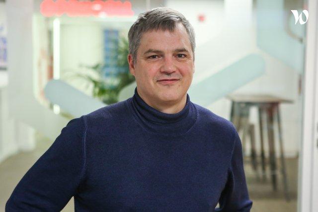 Rencontrez Ethan, CFO & Co-founder - Opencell