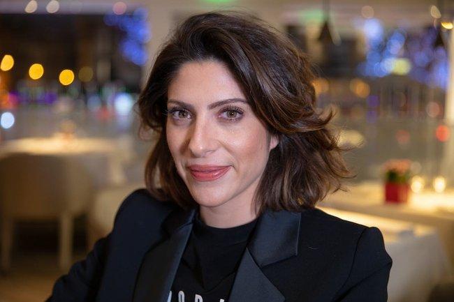 Rencontrez Céline, Responsable de la Communication -  Emporio Armani Caffè & Ristorante