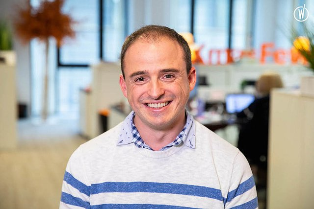 Rencontrez Arnaud, chef de projet IT - Orange