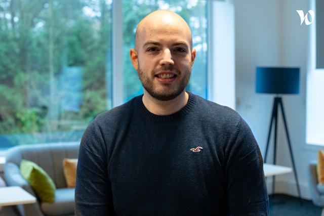 Rencontrez Thomas, Chef de projet Web & Mobile - Oney