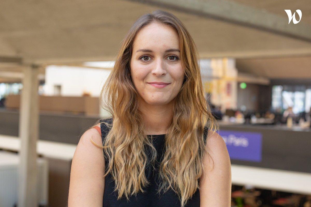 Rencontrez Gaëlle, Account Manager - Bulldozair