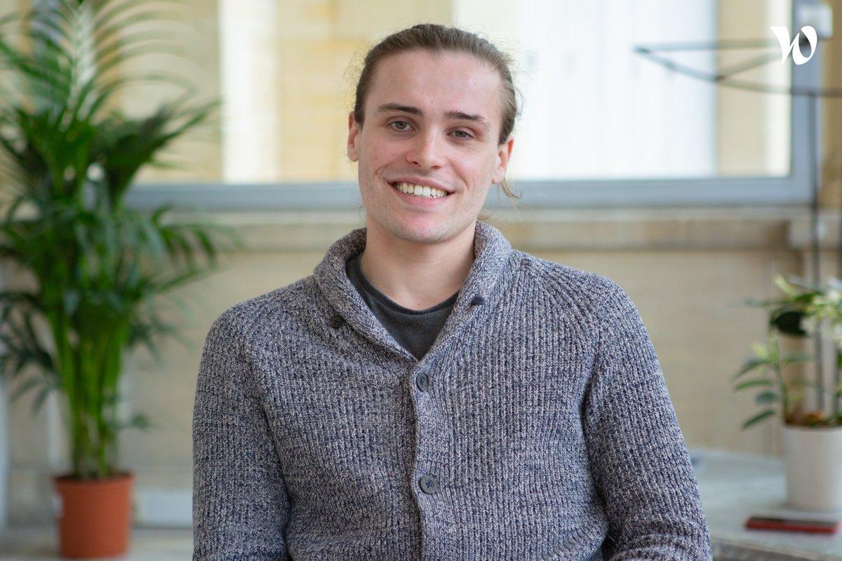 Rencontrez Benjamin, Business Developper - Xenia