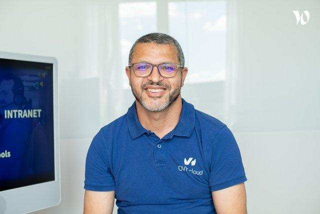 Rencontrez Abdelilah, Datacenter Manager - OVHcloud