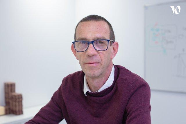 Rencontrez Philippe, Directeur projet - Sitaci