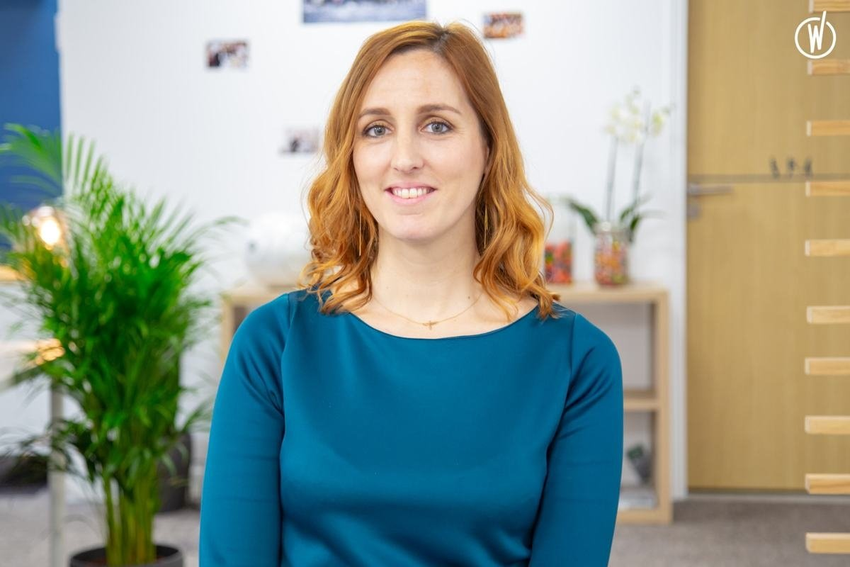 Rencontrez Agathe, Product Manager - FrenchFounders