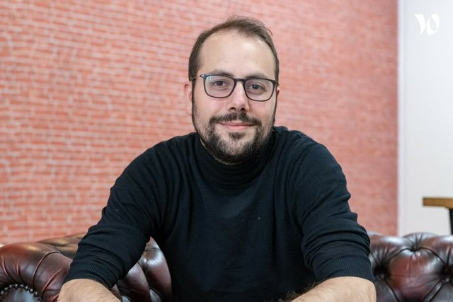 Rencontrez Henri, CEO - Prezman