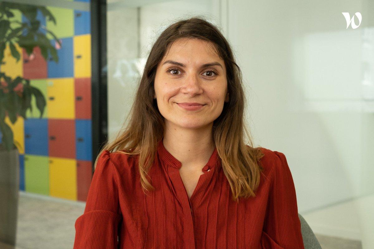 Rencontrez Nina , Responsable Product Marketing - VIALINK