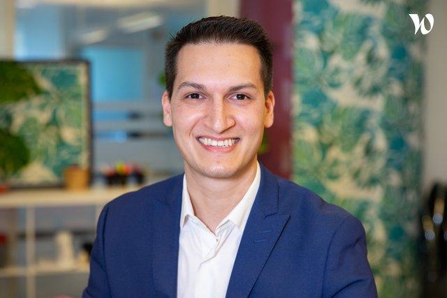 Rencontrez Ram, Responsable équipe Chargés de reporting risques - Société Générale