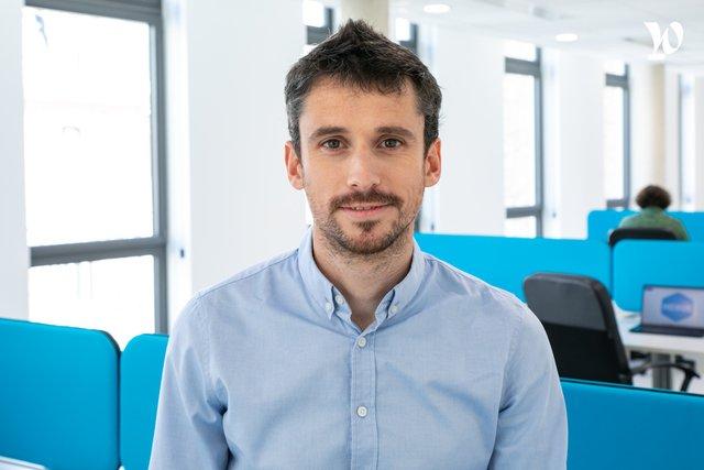 Rencontrez Vincent, Directeur Digital - Hesus