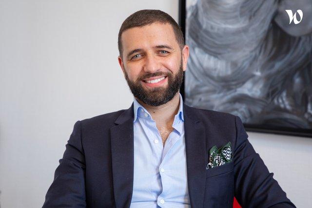 Rencontrez Elie, Conseiller en investissement immobilier Sénior - Cabinet IGC