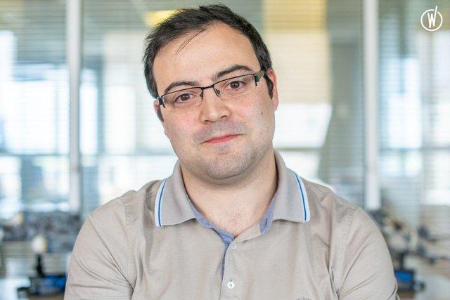 Rencontrez Jordan, Product Owner - LOGAVIV