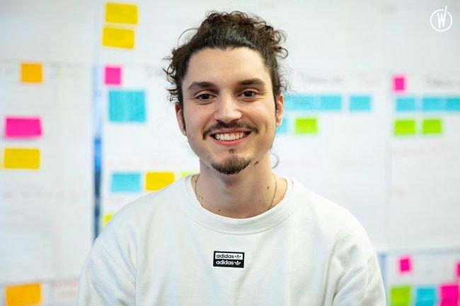 Rencontrez Dylan, Développeur full stack - Stelliant