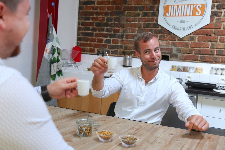 Dans les coulisses de la startup Jimini's | WTTJ
