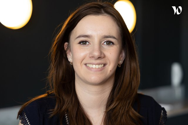 Rencontrez Laetitia, Manager de Show room  - Bocklip