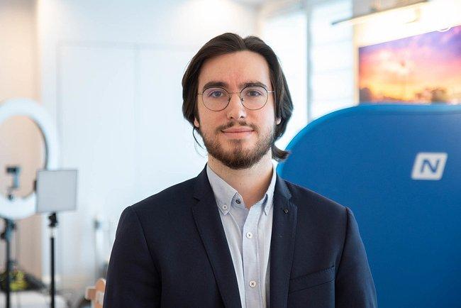Rencontrez Augustin, Business developpeur - Responsable grands comptes - Nextmotion