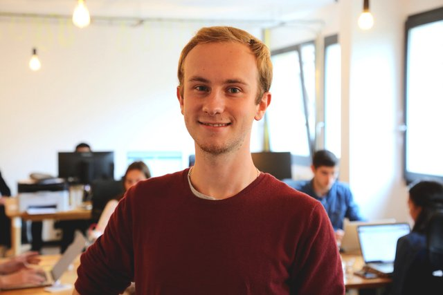 Rencontrez Alexandre, Lead developer - Zest