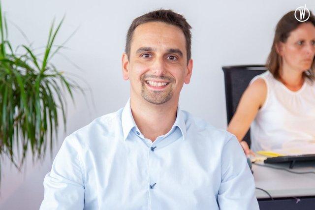 Rencontrez Jean-Sébastien, Expert en sécurité informatique - GIE SESAM-Vitale