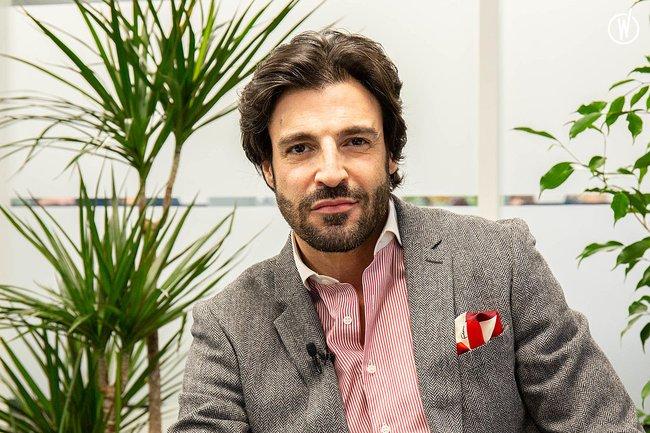 Rencontrez David, CEO Founder - Skaze