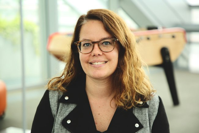 Rencontrez Fanny, Chef de projet Partenariats scientifiques en oncologie - Institut Roche - Roche France