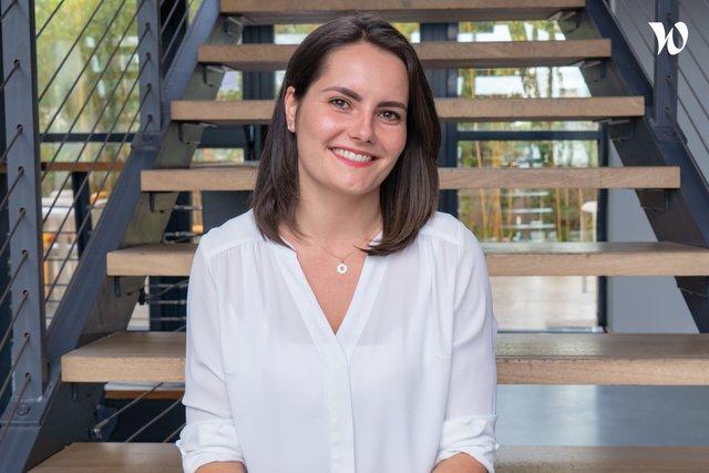 Rencontrez Léa, Account Executive Junior - kwote