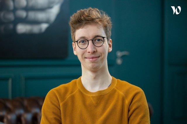 Rencontrez Sylvain, Développeur - NEOFACTO France