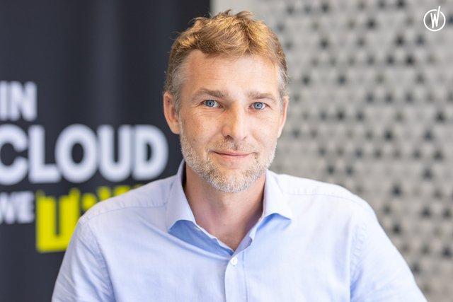 Rencontrez Guillaume, Directeur Général - Log