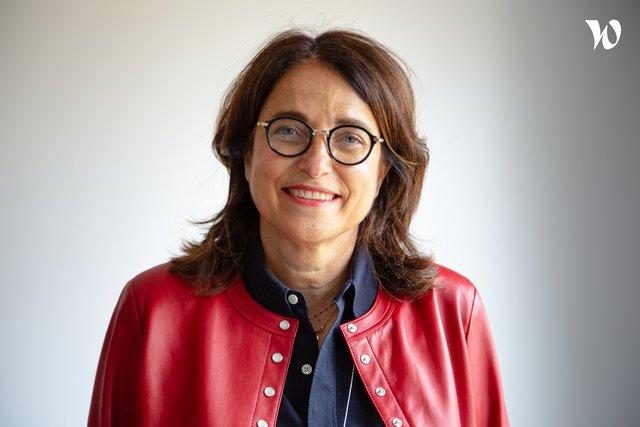 Rencontrez Isabelle Mashola, CEO & Co-fondatrice - isahit