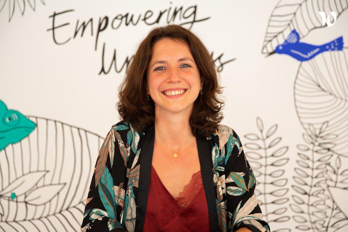 Meet Clélia, Lead Product Manager - Kameleoon