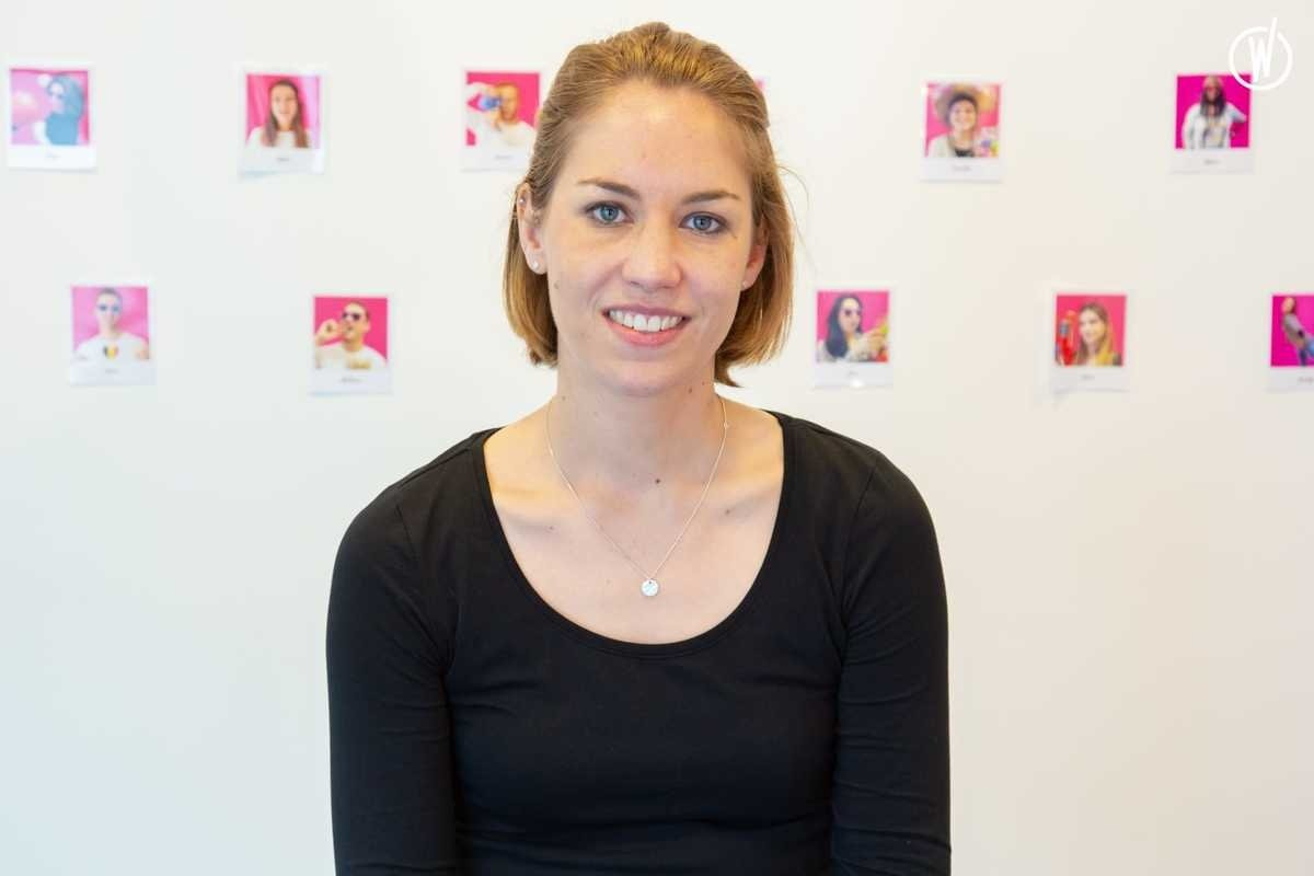 Rencontrez Corinna, Customer Success Manager - Shopmium