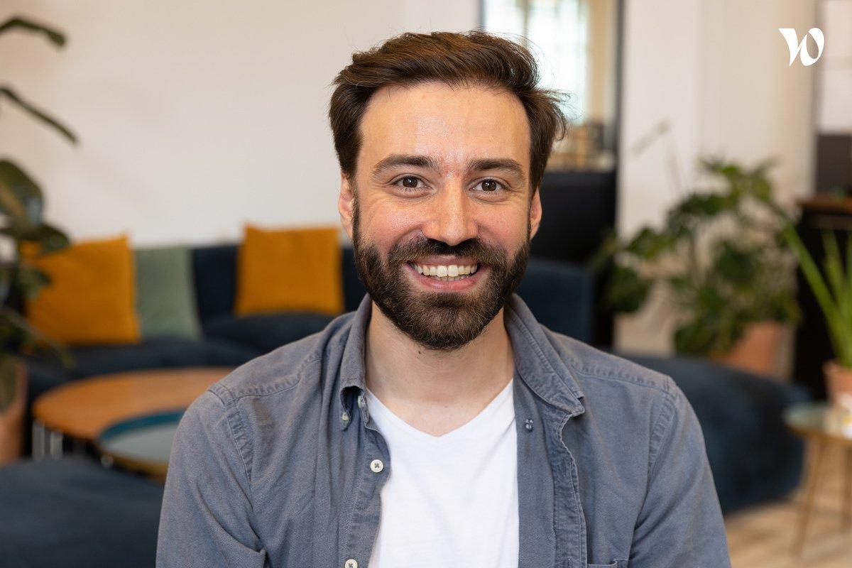 Meet Nicolas, Fondateur - Next Station