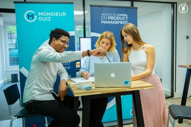 Monsieur Guiz  - Teaminside Group