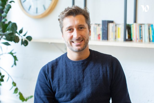 Rencontrez Arnaud, Président & Co-fondateur - SWOOPIN