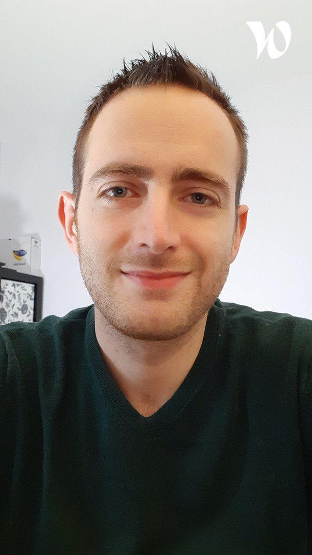 Rencontrez Pierre-Alexis, Chef de projet Eco-Conception et Analyse de Cycle de vie.  - Maobi