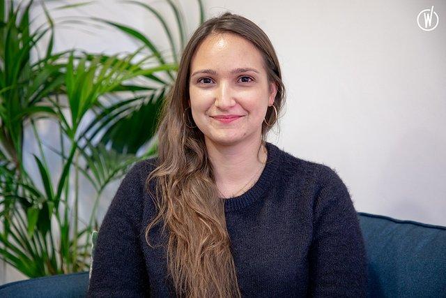 Rencontrez Laurane, Responsable administration des ventes - WIFIRST