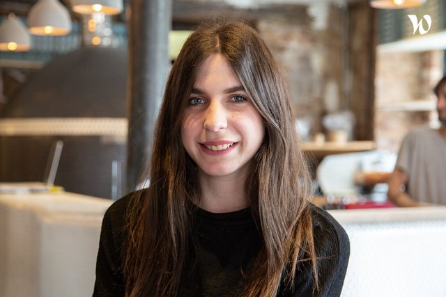 Rencontrez Emma, Chef de rang Popine - Groupe les As