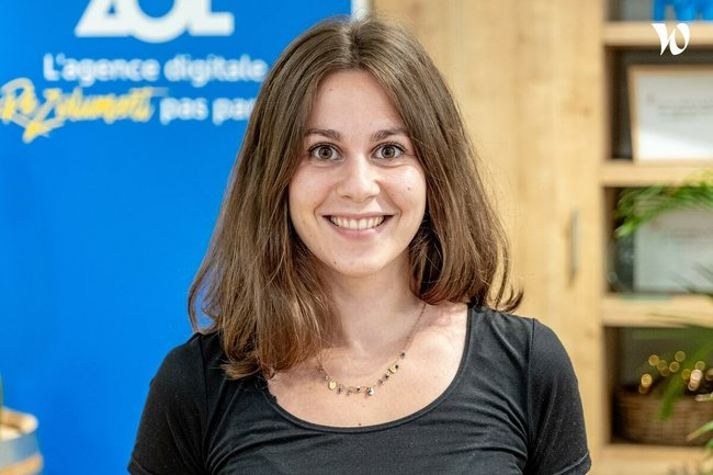 Rencontrez Amélie, Consultante UX - ZOL