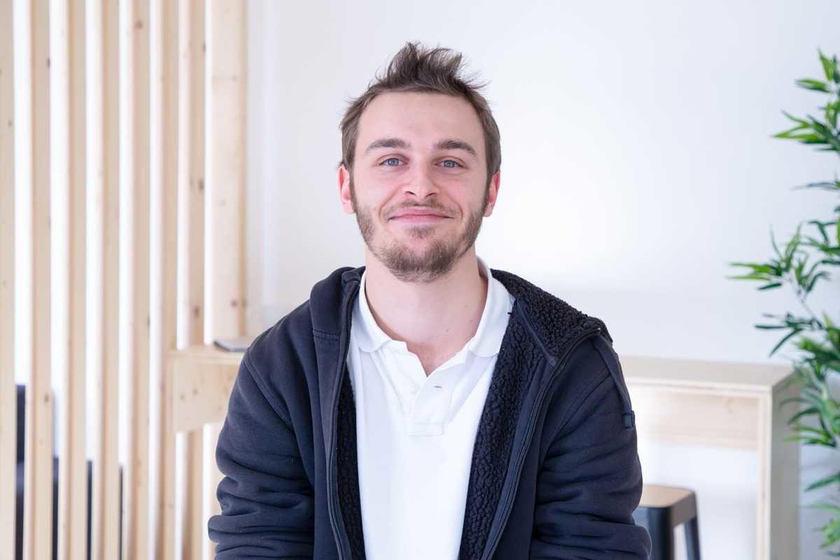 Rencontrez Bertrand, Back end Developer - Vaultia
