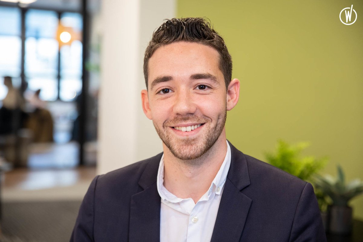 Rencontrez David, Consultant senior - DBA