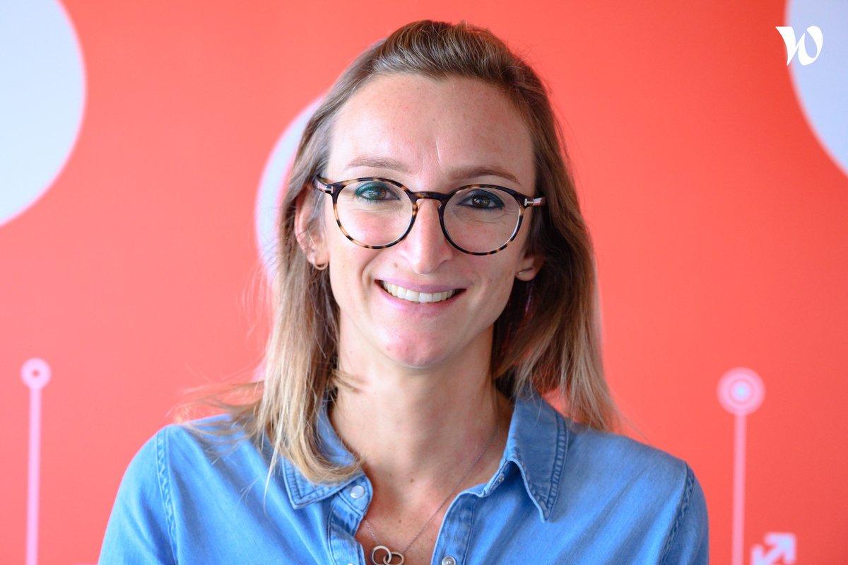 Rencontrez Claire, HR Business Partner - Travaux.com