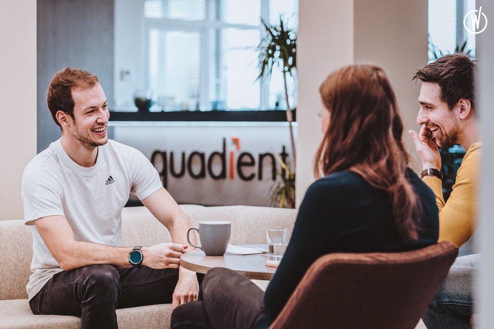 Découvrez la culture d'entreprise chez Quadient! - Quadient